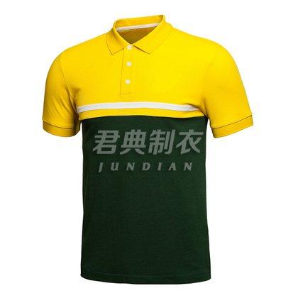 经典撞色设计系列高档T恤衫