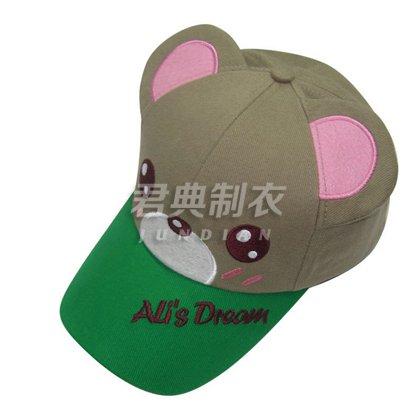 经典卡通精品儿童棒球帽