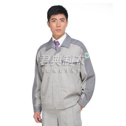 耐脏耐磨面料系列工作服套装