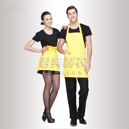 定制款广告促销围裙