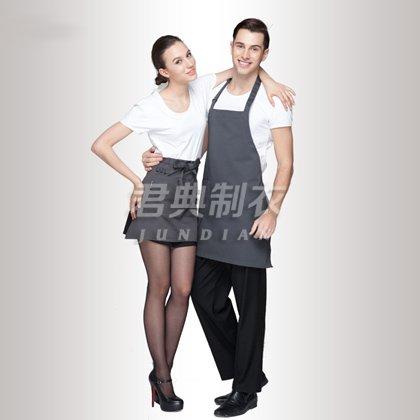 咖啡厅服务员围裙