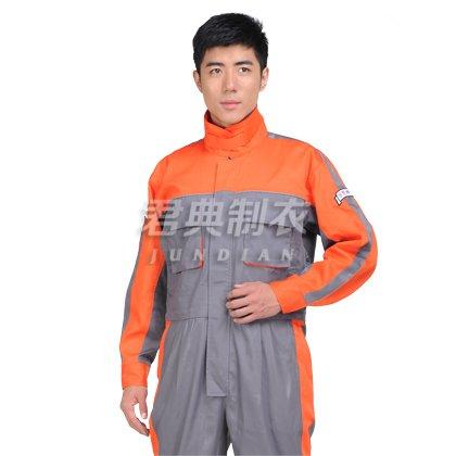 焊工连体工装工作服