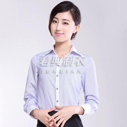专业女式职业装衬衫订制