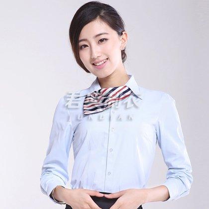 专业职业装女装衬衫定制