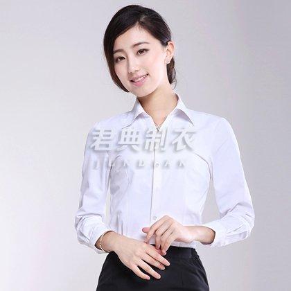 高级女白领衬衫定制