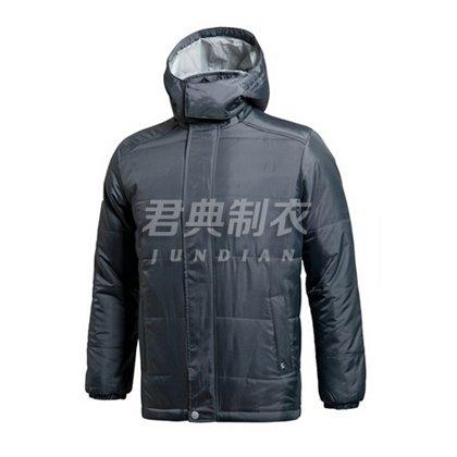 冬季企业员工棉服工作服