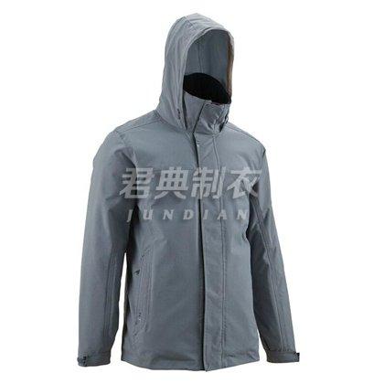 企业员工户外防寒保暖棉服