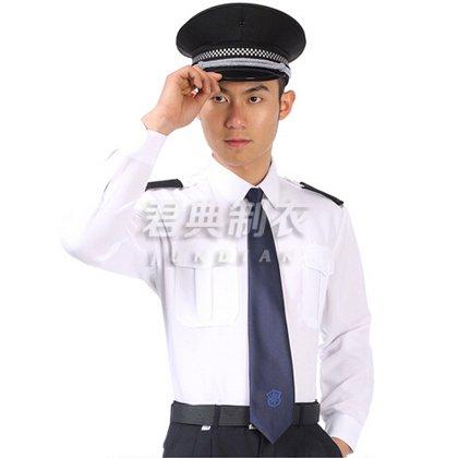 长袖长袖物业保安服定制