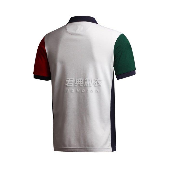 高档polo衫均采用精选面料制作