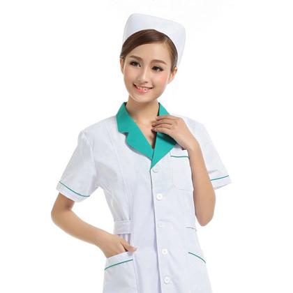 医院工作服制服大褂专业订做
